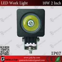 10w led headlight for b a j a j 150cc pulsar motorcycle