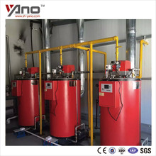 Resonable Price 100KG/HR Gas Steam Boiler For Rice Mill