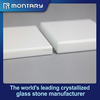 pillar covering stone type arch nano crystallized glass panel