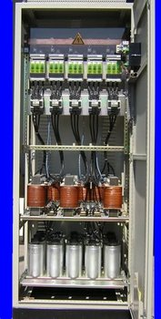 Capacitor Bank With Reactors