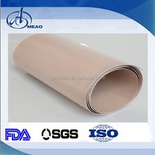 TOP PTFE Coated Surface Treatment non-stick PTFE glass fiber fabric