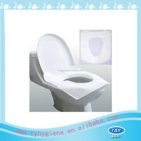 Disposable Paper Toilet Seat Covers Camping Festival Travel for Bathroom Set Accessories