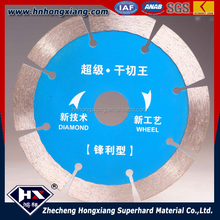 diamond saw blades for cutting ceramic/concrete/marble/granite/asphalt