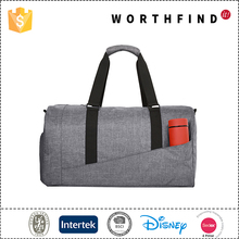 Fashional top quality polyester travel duffel bag
