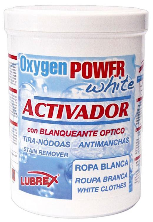 Active Oxygen for Laundry Powder 600g White