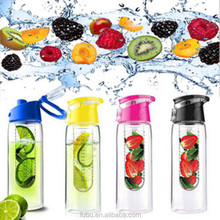 Custom blender shaker Fruit Juice Bottle / Tea Water Bottle Infuser Fashion