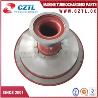 turbocharger Partitionwall complete 70 turbine supercharger