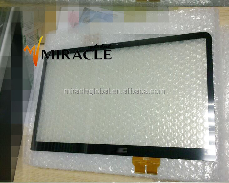 15.6 Digitizer Glass for DELL 15R-5537 5521 3521Touch Screen PN TCP15G75 V0.2