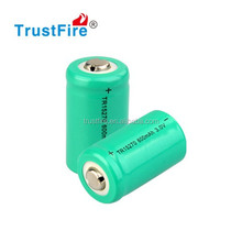 TrustFire 15270 CR2 3V 600Mah rechargeable battery from wholesale Alibaba