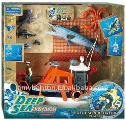 Sea life toys adventure toy games for boys