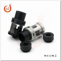 Adjustable airflow system rda drip cap atomizer Air force one malaysia dripper hot alibaba for regulated box mod clone