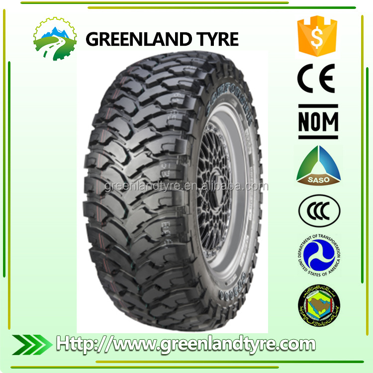 Mud Tires CF3000 Comforser 35*12.5r20 SUV 4*4 Off Road Car Tire
