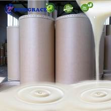 MSDS ROHs high quality water based dry laminating bopp glue paper acrylic emulsion adhesive for plastic film