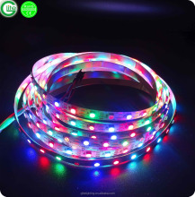 Ws2812b Rgbw 60 Pixels/m 5m One Roll Smd 5050 Addressable Rgb Led Strip