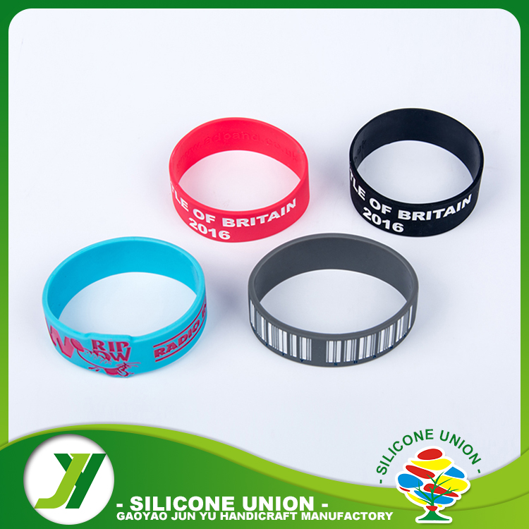 Wholesale silicone make your own name bracelets