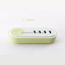 Multiplug Universal Adapter,Wholesale Cellphone Charger,Travel Usb Charger