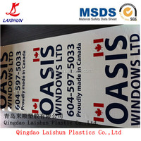 PE film for aluminium, stainless steel, metal, plastics, glass, stone