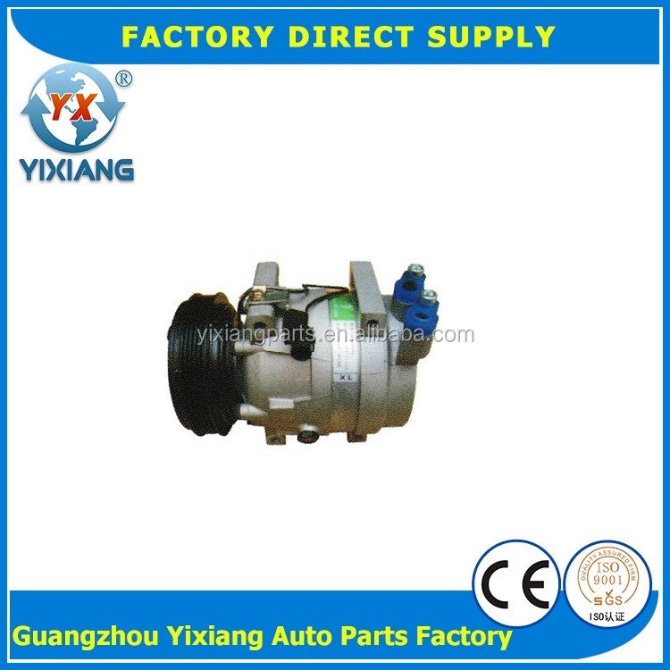 Long Lifetime 5PK 135MM Clutch Auto Electric Car Parts Wholesale A C Compressor Auto For Chery
