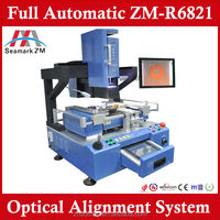 Full-auto X-Ray bga rework robot ZM-R6821 with after-sale service