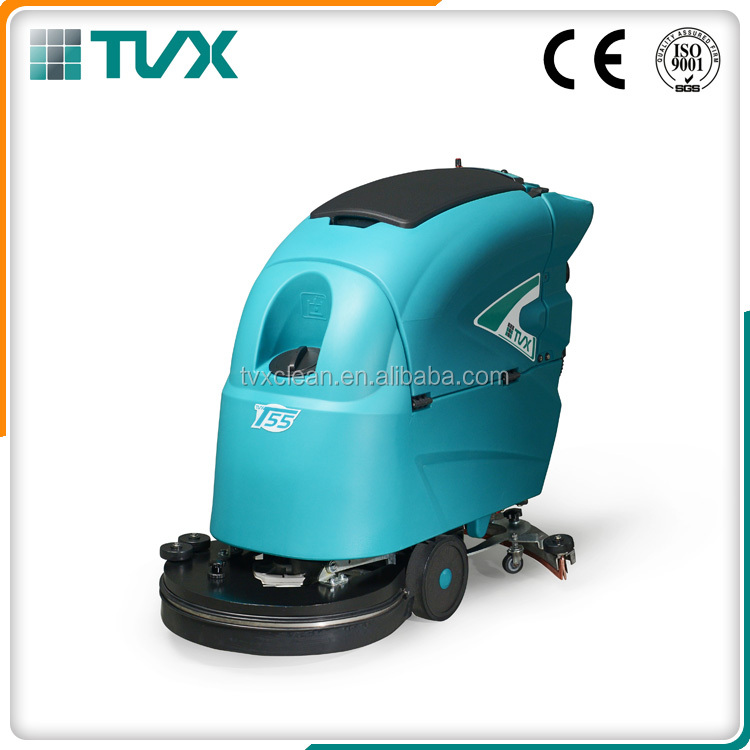 Professional supply 1300*550*1030 industrial concrete floor cleaning machine in China