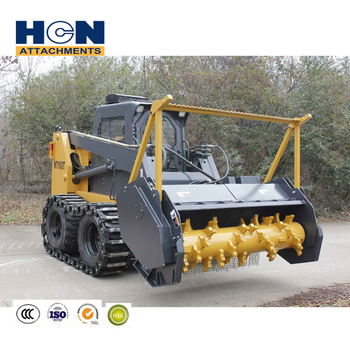 HCN 0513 forest mulcher chipper implement