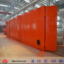 Made in China dongfang continuous vacuum belt dryer for sale