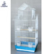 Big Size Save Space Folding Iron Material Bird Cage Lovebird