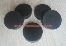 Small Round Rubber Pad / Rubber Weight Cushion Disc