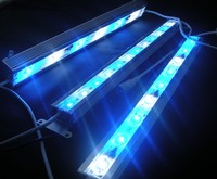 waterfroof marine tanks led led aquarium light 18W 60cm for marine fish tank