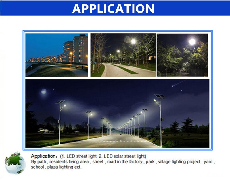 High Lumens Bridgelux Aluminium Module Led Street Lights&Street Lamp