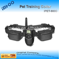 4 in1 remote vibrancy and shock dog training colla pet collars Remote pet training Collar