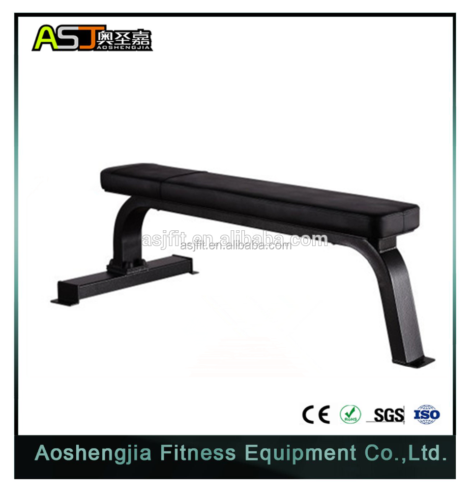 Commercial Bodybuilding Machine High Quality Exercise Bench/Flat Bench/ASJ E827