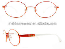 2013 fashion kids optical frames, children metal frame tricycle