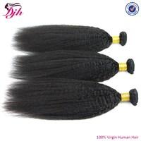 2016 Fashion style kinky straight yaki hair weave ,african hair braiding styles,braiding hair weave