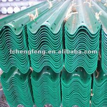 galvanized traffic steel barrier