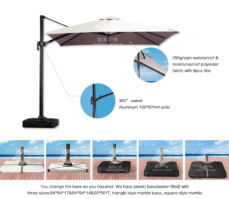 Hot Product Balinese Patio parasol for Beach,Hotel