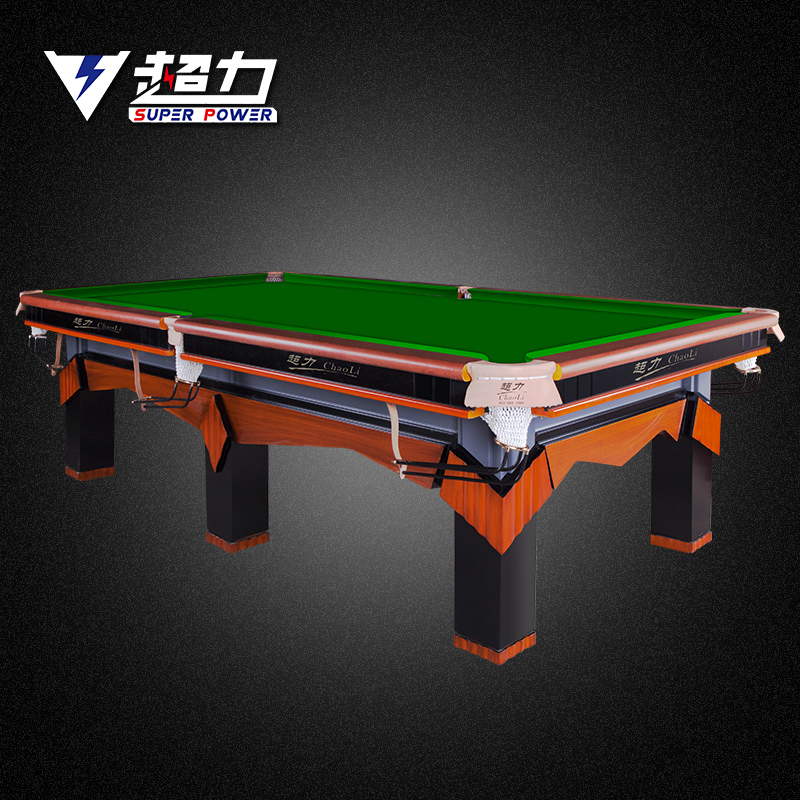 International standard 12ft usa snooker table