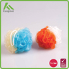Bathroom Body Cleaning Pe Mesh Nylon Puff Ball