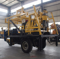 HZC-180 WATER WELL DRILLING RIG