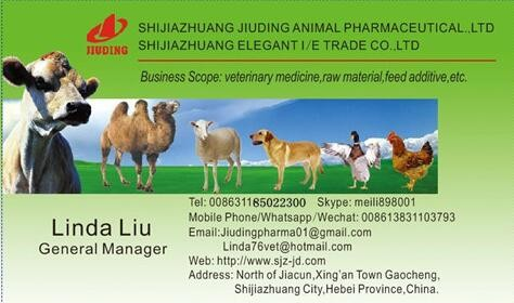 penicillin and dihydrostreptomycin sulfate injection veterinary drugs fior cattle use