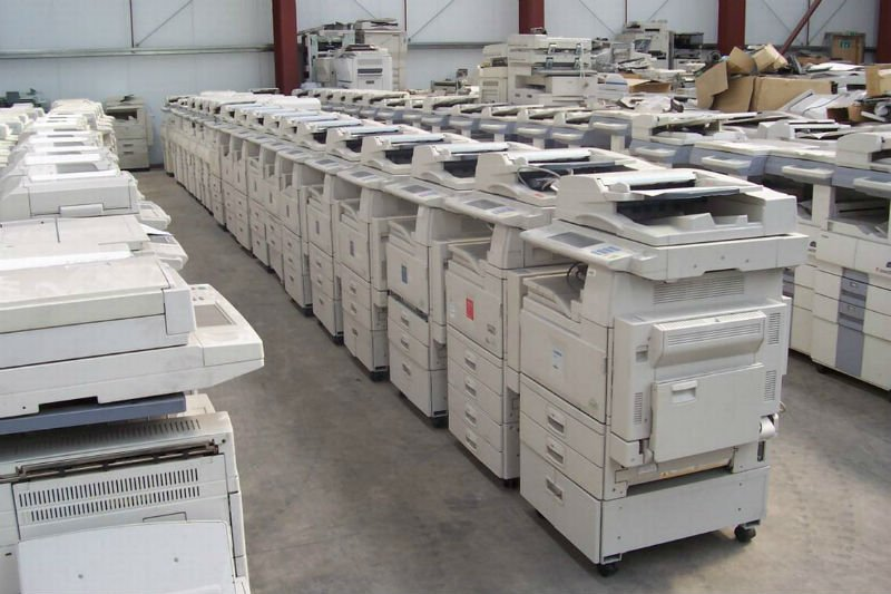 ricoh photocopier machine