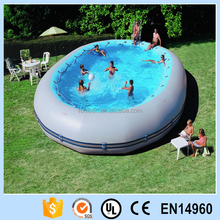 large above ground inflatable pool,inflatable bath pool
