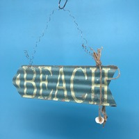 beach arrow outdoor metal sign frames