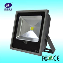 China factory wholesale led super bright waterproof IP65 70W outdoor lighting led flood light