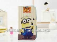 Custom lovely little Minion Despicable Me case for samsung S4