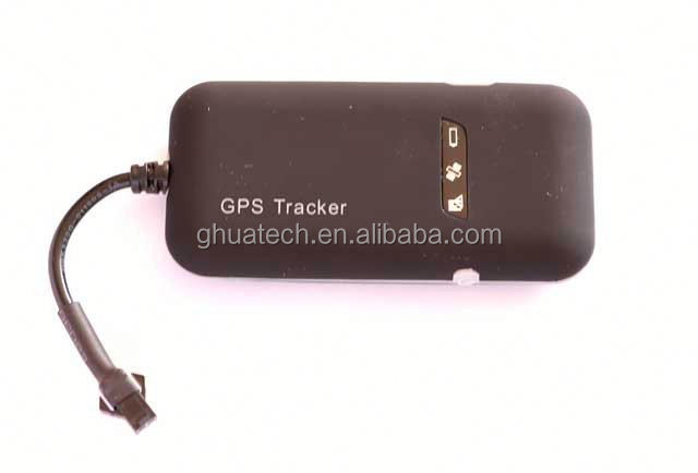 GH 9-50V Volatge bike mini gps gsm tracker For Car Motorcycle Truck Taxi and Bus
