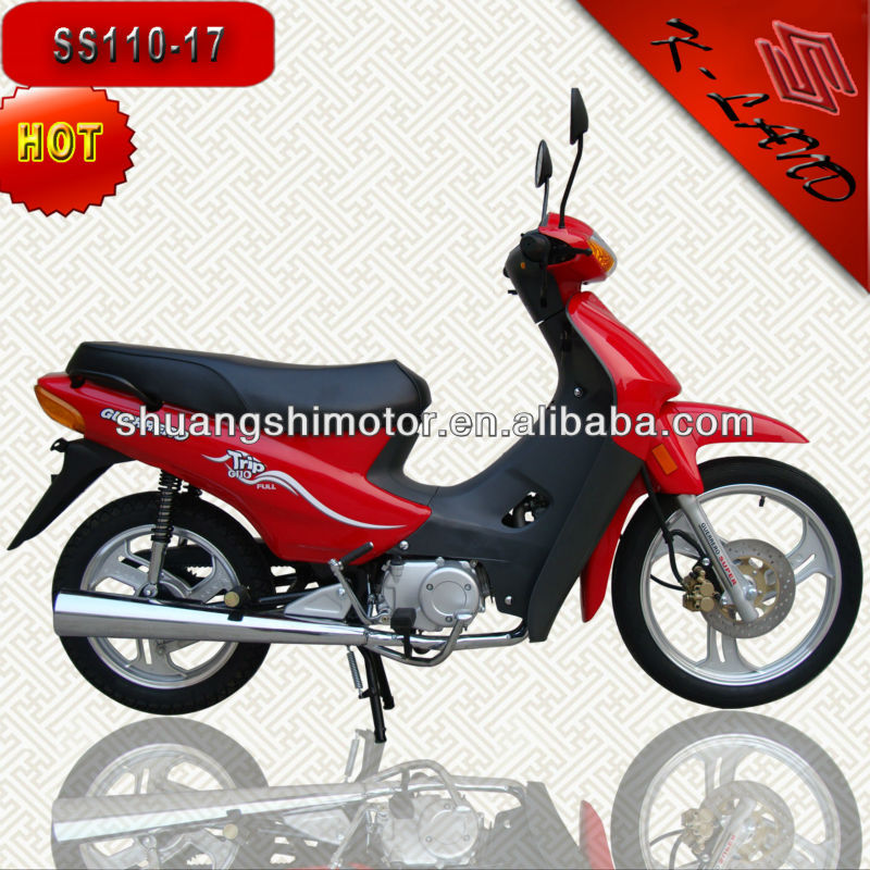 2012 New Cub Motorcycle With Smart Shape
