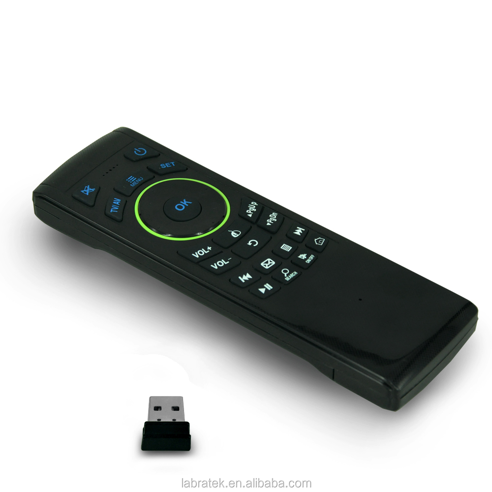 FM5 2.4G Fly Air Mouse Mini Wireless Keyboard IR Universal Remote Control for Android system, PC, Smart TV and IPTV