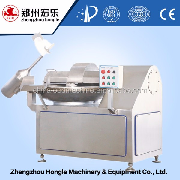 Commercial Meat Bowl Cutter/meat Chopping Machine/bowl Cutter For Meat