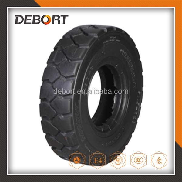 Industrial forklift tire 28x9-15